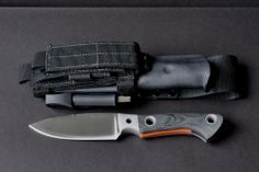"""Stuart Mitchell """"Survival Knife"""" Prototype (Pic Heavy) - Page 10"""