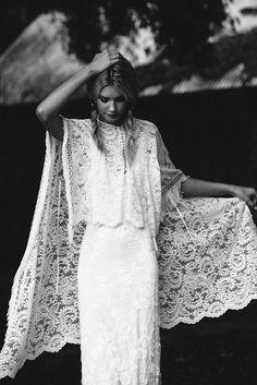 Grace Loves Lace Blanc Collection | Blog Mariée