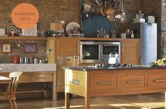Jamie Oliver kitchen location 1