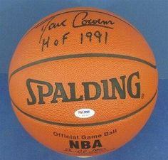 0658f2a35ed Amazon.com  Dave Cowens Signed Basketball - HOF 1991 Game W97607 - PSA DNA  Certified - Autographed Basketballs  Sports Collectibles