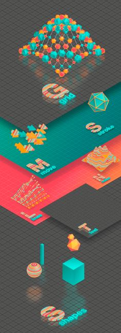 Design Elements on Behance
