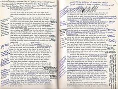I love marginalia. I think a book is meant for this. Not to be kept in pristine condition.- I have been know to do this to some of my favorite books! I Love Books, Books To Read, Book Annotation, Study Inspiration, Book Nooks, Study Motivation, Love Reading, Book Nerd, Book Quotes