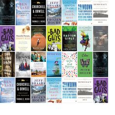 "Wednesday, May 24, 2017: The Lane Memorial Library has 13 new bestsellers and seven other new books in the Top Choices section.   The new titles this week include ""Lord of Shadows,"" ""The Vanishing American Adult: Our Coming-of-Age Crisis--and How to Rebuild a Culture of Self-Reliance,"" and ""Churchill and Orwell: The Fight for Freedom."""