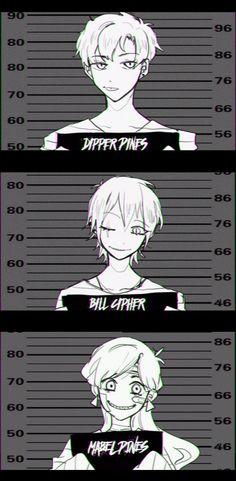 Bill Cipherrrr!!!!!!!!!!!!!!!!