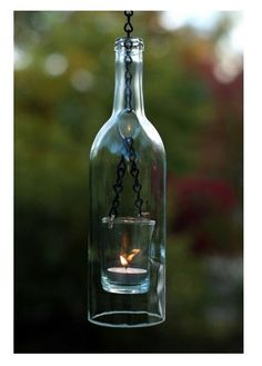 So cute, I want to do a version with a small oil lamp!