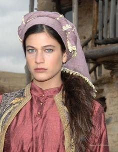 Kurdish village girl - they deserve better freedoms!