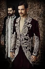 Persian mens high fashion