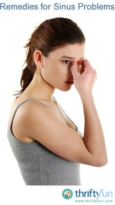Natural Remedies For Sinusitis This is a guide about home remedies for sinus problems. Sinus headaches or pain can be very bothersome. - This is a guide about home remedies for sinus problems. Sinus headaches or pain can be very bothersome. Home Remedies For Sinus, Home Remedy For Headache, Allergy Remedies, Natural Headache Remedies, Headache Relief, Natural Home Remedies, Health Remedies, Cold Remedies, Pain Relief