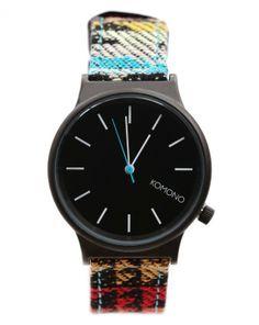 New Wizard Komono Navajo on Timefy Watches