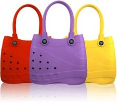 Optari Sol Totes are durable, easily cleanable, and you can personalize them with our Fobbz charms collection