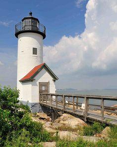Annisquam Harbor Lighthouse, Gloucester Massachusetts