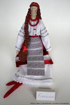 тильда в украинском костюме - Пошук Google
