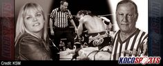 """Fifteen years later, Earl Hebner and Julie Hart remember """"Montreal"""" - http://kocosports.com/2012/11/29/wrestling/fifteen-years-later-earl-hebner-and-julie-hart-remember-montreal/"""