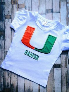Hurricanes Shirt by LillysBowtique on Etsy, $20.00