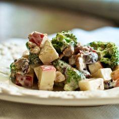 Broccoli AppleSalad