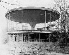 Architect, year, location unknown but looks Sovjet 60's, Photo by Geert Goiris. Palanga, 2000. Photograph by Geert Goiris