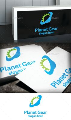 Planet Gear Logo