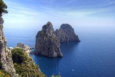 Остров Капри, Италия - Путешествуем вместе
