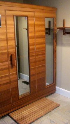 Sauna Relaxation Takes The Edge Off Moving at Rocky River Green Home. #Infrared Health Mate Sauna http://blog.organicspamagazine.com/sauna-relaxation-takes-the-edge-off-moving/#