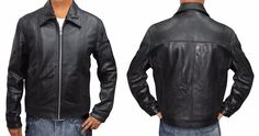 "Phenomenal Leather Jacket of David Duchovny Brings By ""World Leather Outfitters"" David Duchovny Worn This remarkable Leather Jacket as Hank Moody in Hollywood Tv Series Californication. Made From Synthetic Leather  Now is Output at Our Online Store. ORDER NOW!!!  #davidduchovny #hankmoody #californication #actionmovies #fashionable #stylish #halloween #winterfashion #menfashion #boysfashion #leatherjacket"