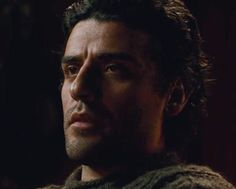 """Oscar Isaac in """"The Bourne Legacy"""" (2012)"""
