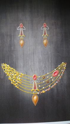 Diploma in Jewellery Design @ SNDTWU: DESIGNED BY MS. HARSONA CHOKSI INSPIRED FROM REMBR...