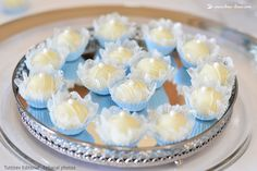 Little sweets for this bird themed baptism party