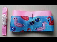 Laço super economico by Sandra Monteiro - YouTube Boutique Hair Bows, Ribbon Hair, Hand Embroidery, Diy And Crafts, Projects To Try, Hair Accessories, Youtube, Pink Hair Bows, Ribbon Hair Bows
