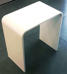 Solid Surface sitting