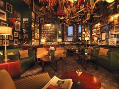 American Bar at the Stafford Hotel | London