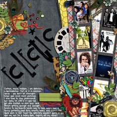 Eclectic by Lindsay