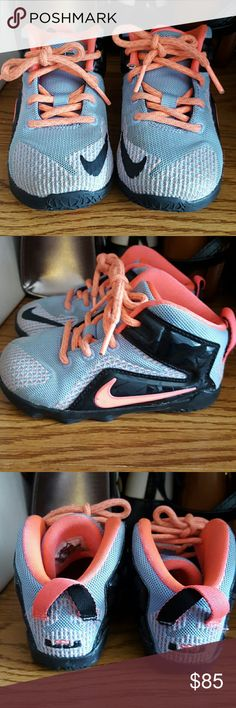 Toddler 7 nike sneakers! My son wore these a lot, however they have plenty of life left in them! Nike Shoes Sneakers