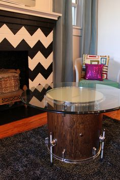 drum table DIY!