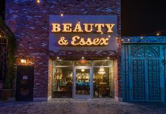 Inside Beauty & Essex, Hollywood's Glitzy New Dining Palace The New York City hotspot opens this week in Hollywood