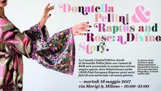 fourfancy Magazine: Raptus and Rose meets Donatella Pellini