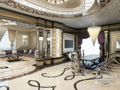 Villa Interior Design in Dubai, Villa in Qatar, Photo 27