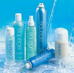 Aquage! My favorite styling product