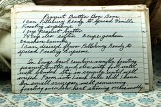 Step back in time with this vintage Peanut Butter Bon Bons recipe. Read about this recipe card's history and view other recipes at the Vintage Recipe