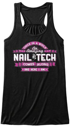 Here I Am An Amazing Nail Tech