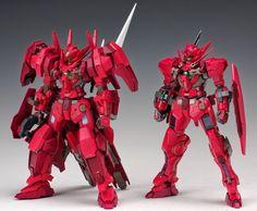GUNDAM GUY: P-Bandai Hobby Online Shop: RG 1/144 GNY-001F Gundam Astraea Type F - Review by Schizophonic9