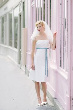 Brautkleider on Pinterest  Wedding Dressses, Atelier and 50s Wedding ...