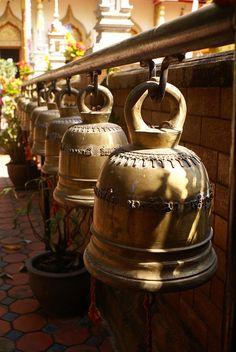 Buddha Bells Listen for your Unique Tone