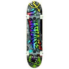 skateboards pictures | Home › Skateboards › Complete Skateboards › Voltage Graffiti ...
