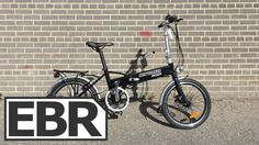 Daymak New Yorker Folding Electric Bike Video Review