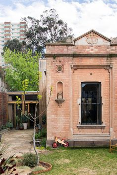 Angelucci Gorman home, Fitzroy, Melbourne