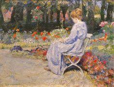 helen m. turner | helen m turner american painter 1858 1958 morning 1919
