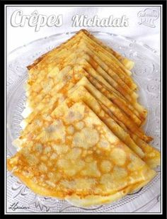 Pancakes according to Michalak . - Homemade by Lilouina - Michalak pancake batter That& it I found the recipe that kills other pancakes ! Desserts With Biscuits, No Cook Desserts, Dessert Recipes, Cooking Chef, Cooking Recipes, Crepe Recipes, Pancakes And Waffles, Sweet Recipes, Love Food