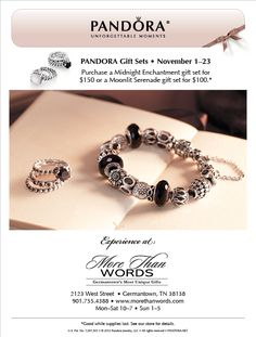 a4da89684c37 Purchase a Midnight Enchantment Gift Set for  150 or a