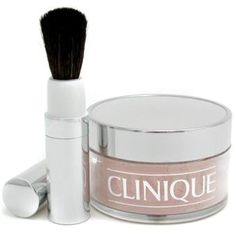 Clinique Blended Face Powder plus Brush, No. 02 Transparency, 1.2 Ounce >>> Check this awesome product by going to the link at the image. (This is an affiliate link) #Makeup