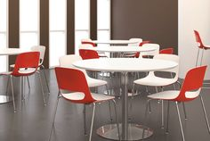 Stacking Chairs - Sled Base Chair - GT707 from Falcon